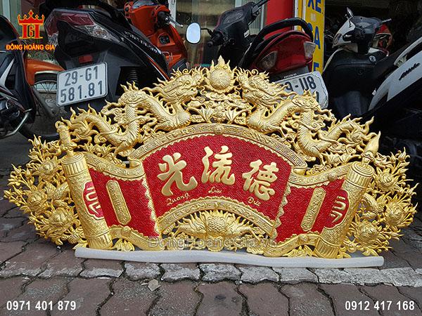 Cuốn Thư Dát Vàng 9999 1M38