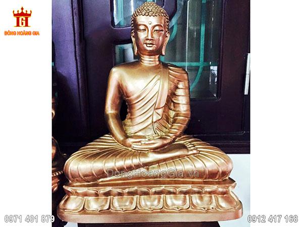 Đúc tượng đồng Phật Thích Ca Mâu Ni mẫu Thái Lan