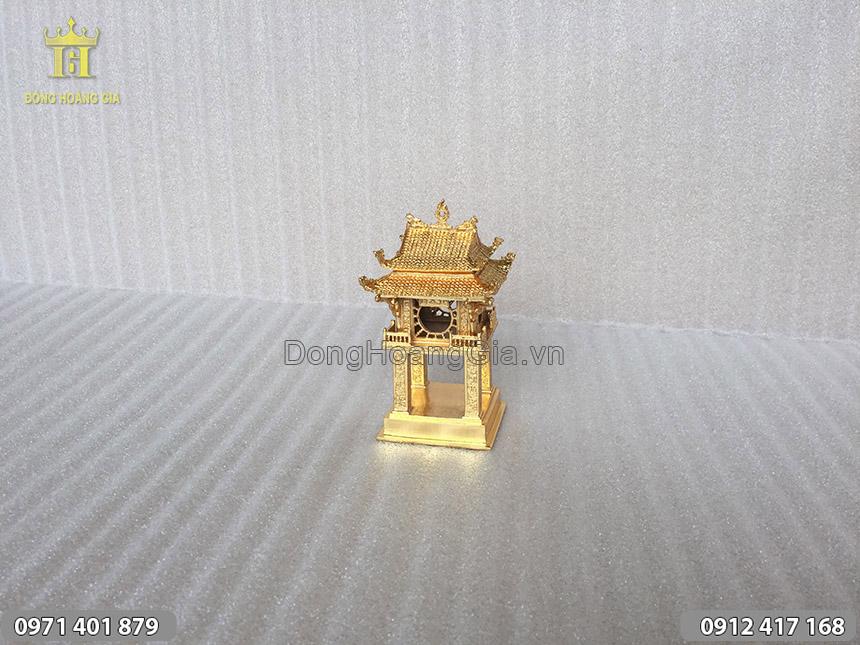 Quà tặng Khuê Văn Các Mạ Vàng 24K